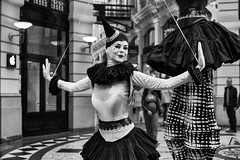 Dancing in the Passage / The Hague 2017