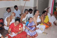 A Longest Duration Audio DVD SRI GURUSAMHITAA, Sung By Chinmaya M.Rao Releasing Event Photos (80)