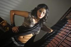 Indian Actress Haripriya Hot Sexy Images Set-1  (2)