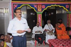 A Longest Duration Audio DVD SRI GURUSAMHITAA, Sung By Chinmaya M.Rao Releasing Event Photos (49)