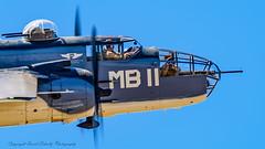 """North American PBJ-1J Mitchell  """"Semper Fi"""""""