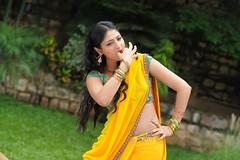 Indian Actress Haripriya Hot Sexy Images Set-1  (24)