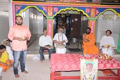A Longest Duration Audio DVD SRI GURUSAMHITAA, Sung By Chinmaya M.Rao Releasing Event Photos (86)