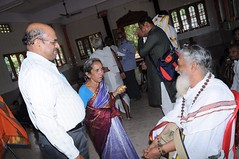 A Longest Duration Audio DVD SRI GURUSAMHITAA, Sung By Chinmaya M.Rao Releasing Event Photos (28)