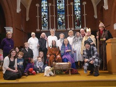 Senior Moments Nativity 2014