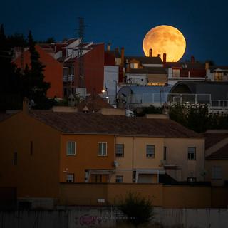 Eclipse parcial de luna III
