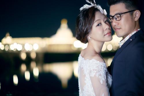 Pre-Wedding [ 南部婚紗 - 草原森林建築特殊景類婚紗 ] 婚紗影像 20170510 - 209拷貝