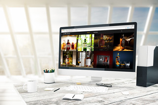 Capo Crudo Online Menu - Desktop