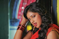 Indian Actress Haripriya Hot Sexy Images Set-2  (61)