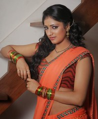 Indian Actress Haripriya Hot Sexy Images Set-2  (3)