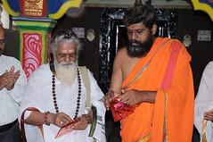 A Longest Duration Audio DVD SRI GURUSAMHITAA, Sung By Chinmaya M.Rao Releasing Event Photos (59)