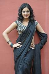 Indian Actress Haripriya Hot Sexy Images Set-2  (4)