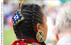 Braids & Beads, Grand River Pow Wow