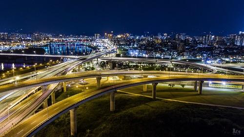 64快速道路 & 新北環河快速道路