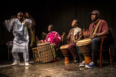 Senegal Drums