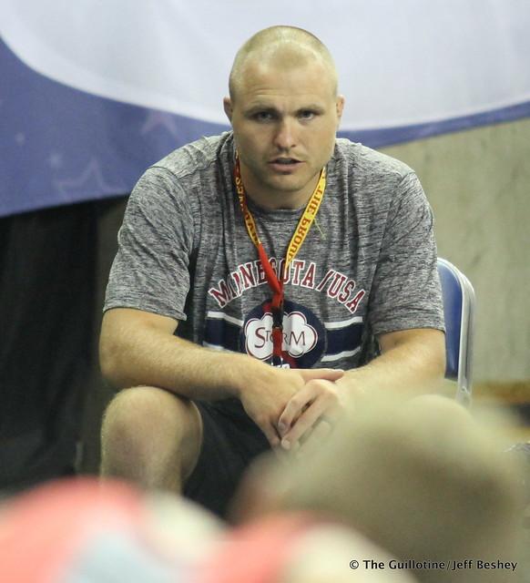 Coach Phil Moenkedick - 170716AJF0098