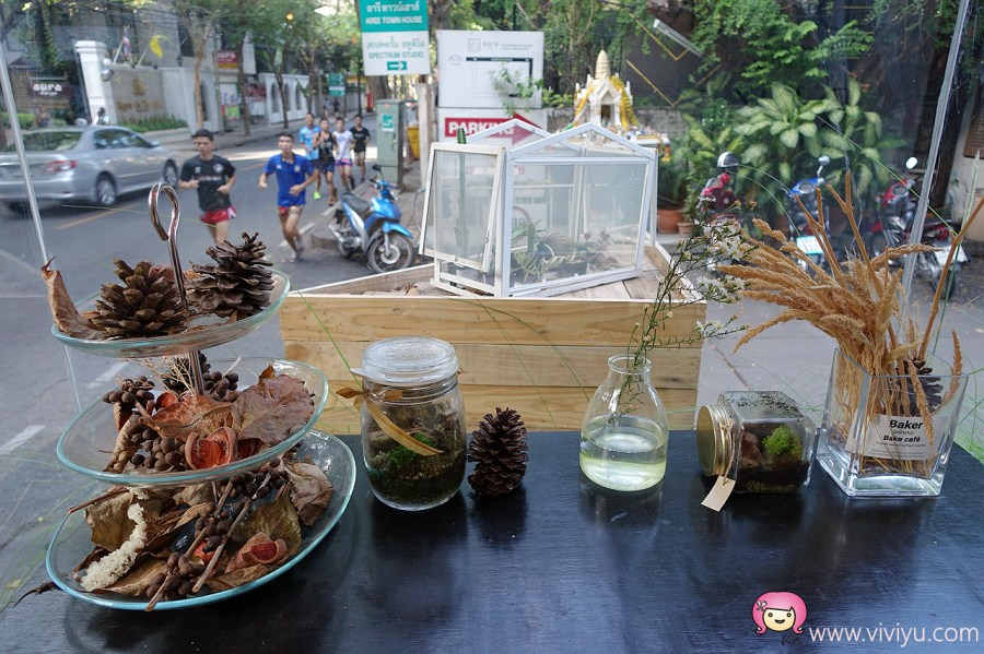 Baker Gonna Bake Cafe,曼谷冰品,曼谷咖啡館,曼谷美食,泰國咖啡館 @VIVIYU小世界
