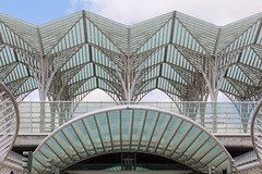 Oriente train station