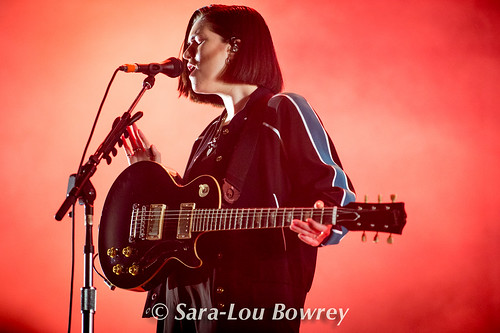 The XX at Bestival 2017