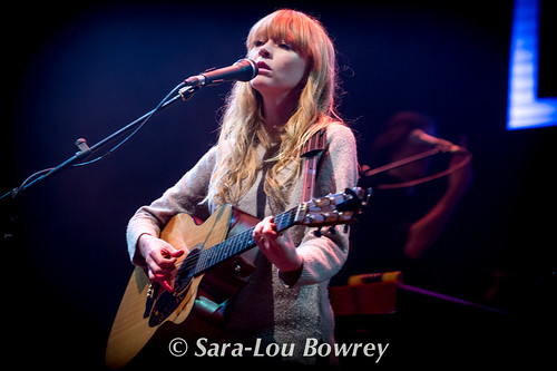 Lucy Rose at Bestival 2017