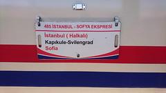 istanbul-sofya ekspresi