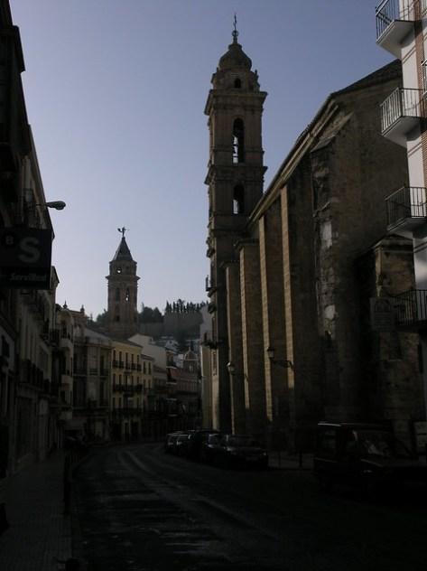 Antequera main street