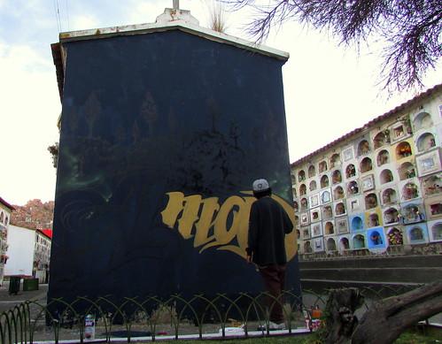 Cementerio de Elefantes / Ñatinta