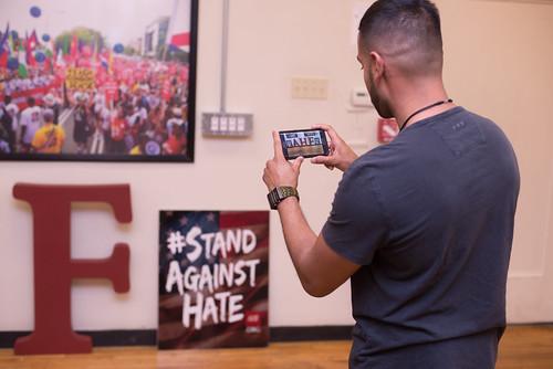 #StandAgainstHate: Brooklyn