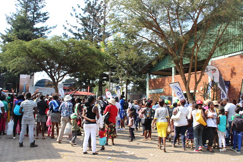 AHF Zimbabwe at the Harare Agricultural Show 2017