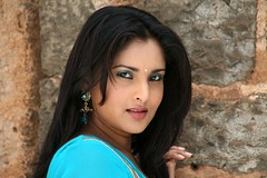 Indian Actress Ramya Hot Sexy Images Set-1 (16)