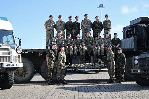 RAF Benson Annual Camp 2017