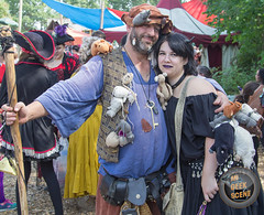 Michigan Renaissance Festival 2017 Revisited Saturday 36