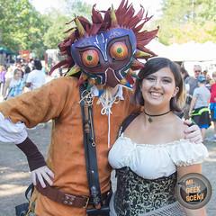 Michigan Renaissance Festival 2017 Revisited Sunday 86