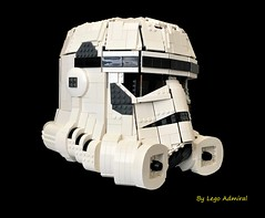 Wearable Lego Stormtrooper Helmet