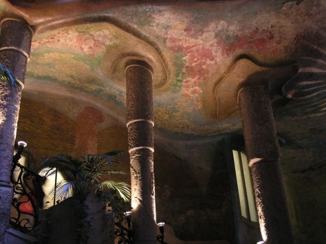 Barcelona Casa Milà  lobby2