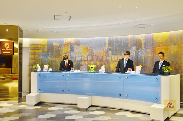 難波燦路都飯店, 大阪住宿, 大阪自由行, Hotel Sunroute Osaka Namba