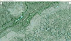 Cumberland Gap NHP trail map