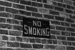 Smoking is bad...