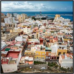 Almería y el puerto