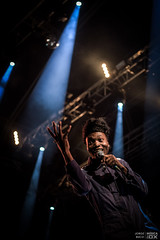 20170819 - Benjamin Clementine @ Festival Vodafone Paredes de Coura 2017