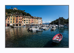 Nice little harbour... Portofino, Italy