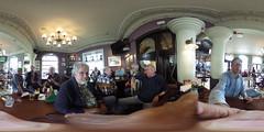 Leica Users Group at the Pembroke Castle pub
