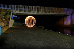 Playing With Light Painting