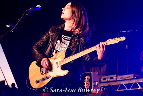 honeyblood at Bestival 2017
