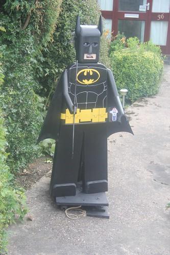 Lego Bat Crow