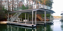 Sundeck with Gables Dock