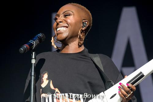 Laura Mvula At Bestival 2017