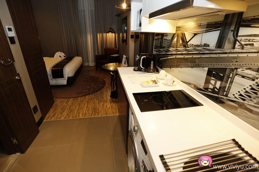 Metropole Bangkok,克雷斯典藏大都會酒店,曼谷住宿,曼谷新飯店,服務式公寓,泰國住宿 @VIVIYU小世界