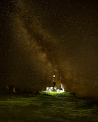 The Montauk Lighthouse, Long Island, NY, USA