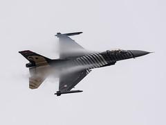 Turkish Air Force F-16C Fighting Falcon 'Solotürk' RIAT 2017